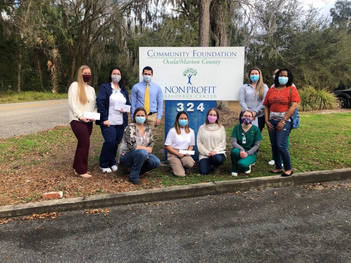 Angelica Muns Nursing Scholarships Ocala, FL